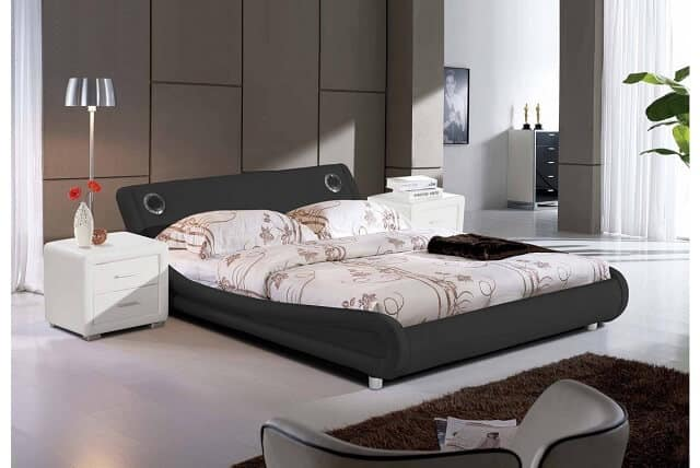 Rio Designer Bed with Bluetooth USB SD and Radio