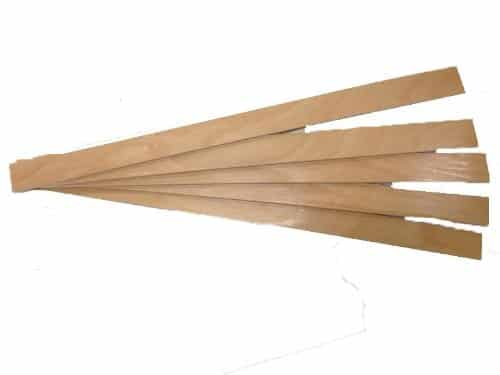 what are sprung slats