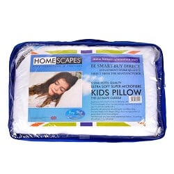 Homescapes Extremely Soft Kids Pillow