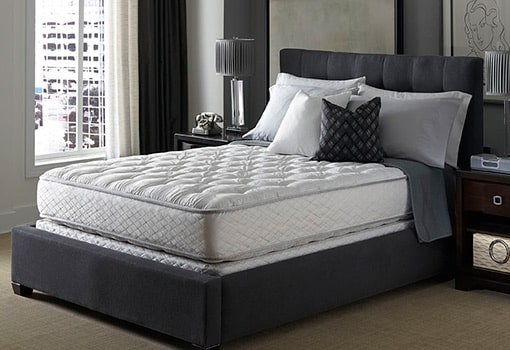 Hilton Bed UK Matress and Bedding