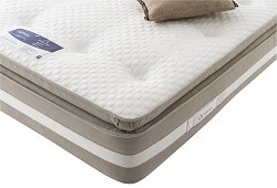 Silentnight 1850 Geltex Pocket Mattress