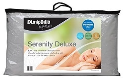 Dunlopillo Serenity Slim Latex Pillow
