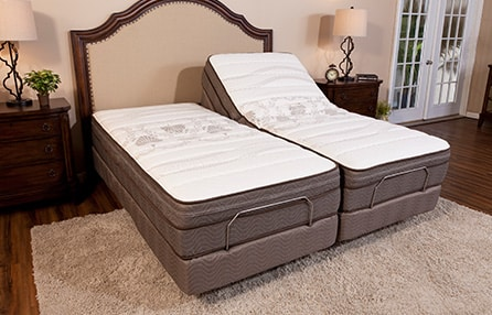 Example of an Adjustable Bed