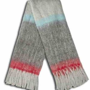 Mohair Garrow-Throw
