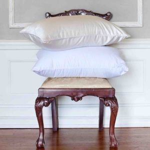 Hutterite Down & Feather Pillow by St Geneve