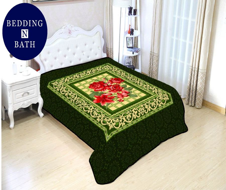 PRINTED SOFT BLANKETS WITH YOUR MEMORIES - SHANGAI