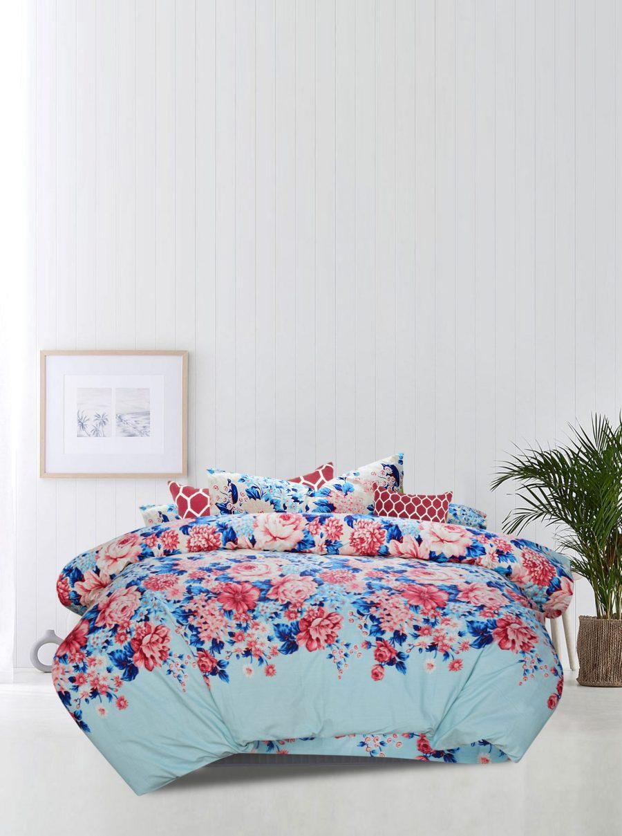 3 Pcs Quilt Cover - Floren