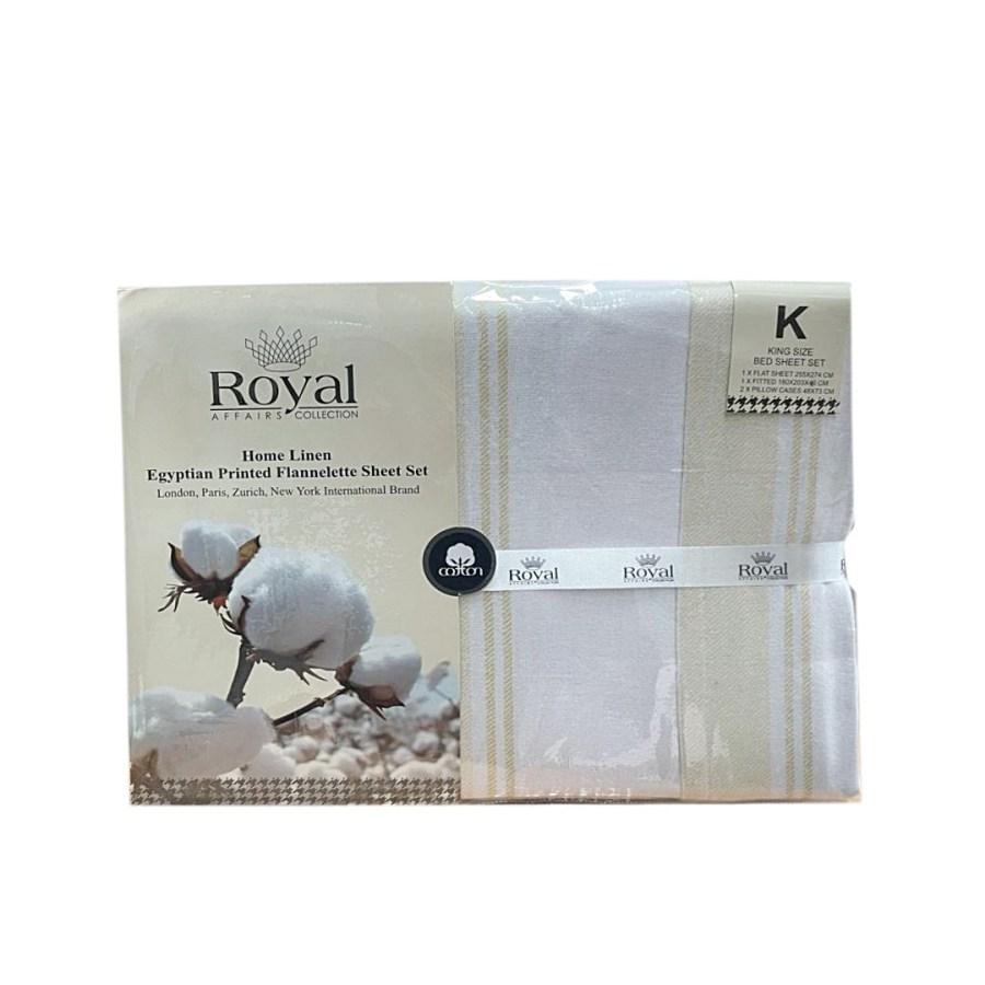 100% Pure Cotton Cozy Winter Flannelette Sheet Sets Design-Opera~FREE POSTAGE~
