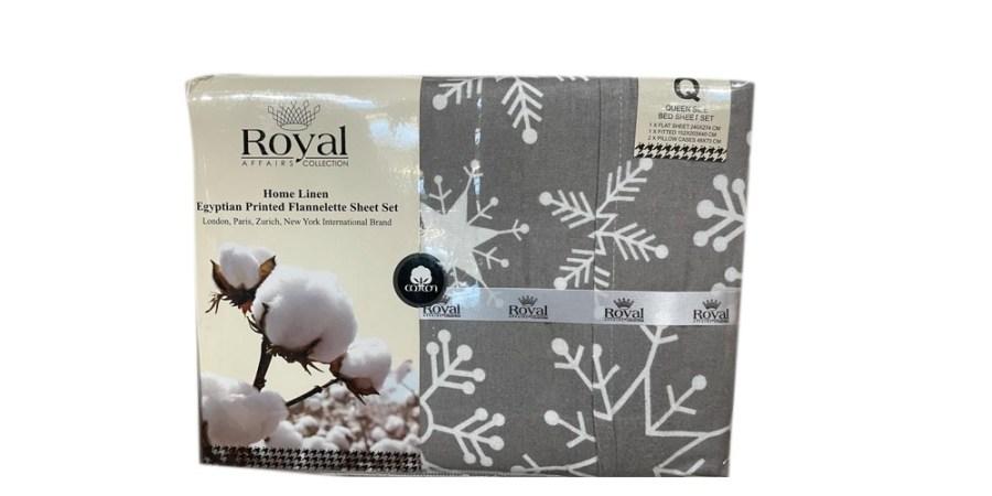 100% Pure Cotton Cozy Winter Flannelette Sheet Sets Design-Dienso~FREE POSTAGE~