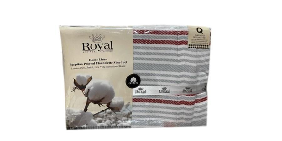 100% Pure Cotton Cozy Winter Flannelette Sheet Sets Design- Utosia~FREE POSTAGE~