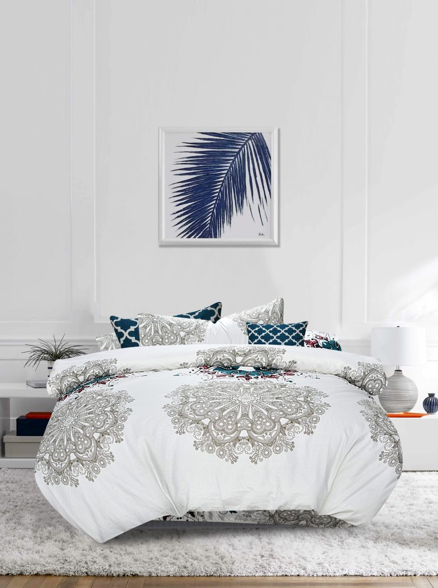 Sienna 6 Pcs Quilt Cover