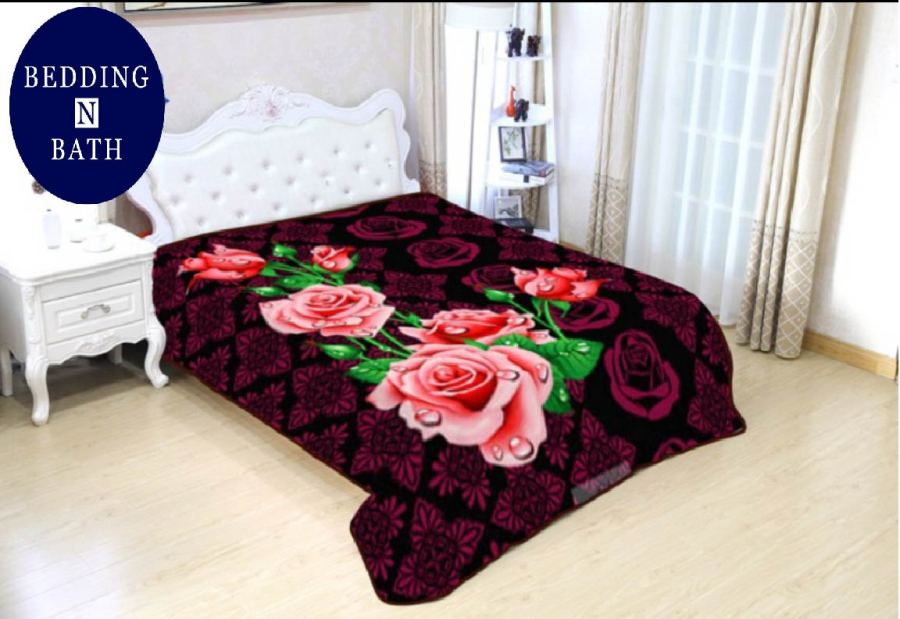 PRINTED SOFT BLANKETS WITH YOUR MEMORIES - HORSEA