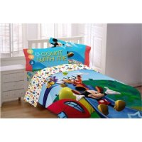 Mickey Mouse Toddler Bedding Set - Bedding Selections