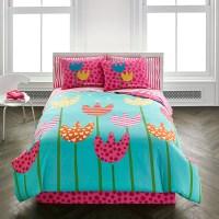 Agatha Ruiz De La Prada Cutie Tulips Comforter Set from ...