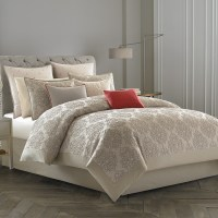 Wedgwood Grand Damask Comforter & Duvet Cover Set from