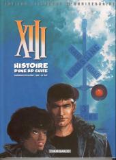 Bd Xiii Tome 25 Date De Sortie : sortie, History