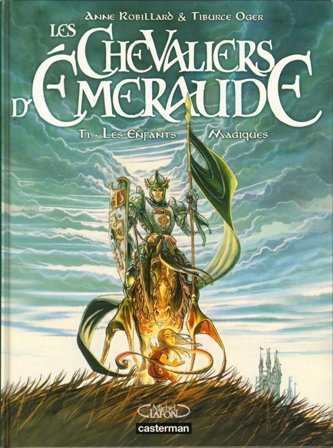 Les Chevaliers D'émeraude Tome 1 : chevaliers, d'émeraude, Chevaliers, D'Émeraude, Enfants, Magiques