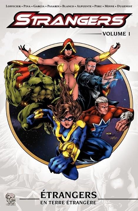 Un étranger En Terre étrange : étranger, terre, étrange, Strangers, (Hexagon, Comics), -INT1-, Étrangers, Terre, étrangère