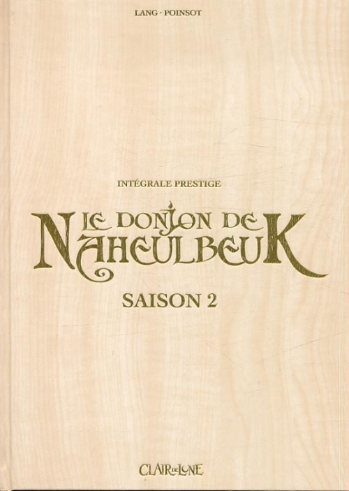 Donjon De Naheulbeuk Saison 2 : donjon, naheulbeuk, saison, Donjon, Naheulbeuk, -INT2-, Saison