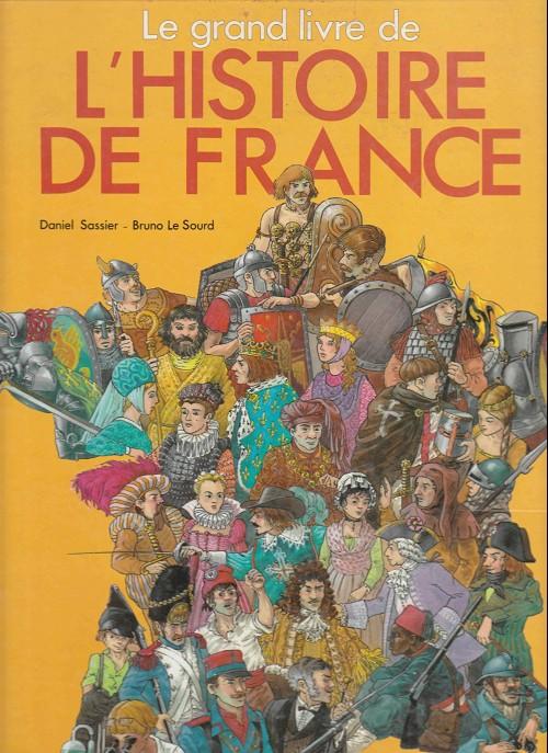 Livre D Histoire De France : livre, histoire, france, Grand, Livre, L'Histoire, France