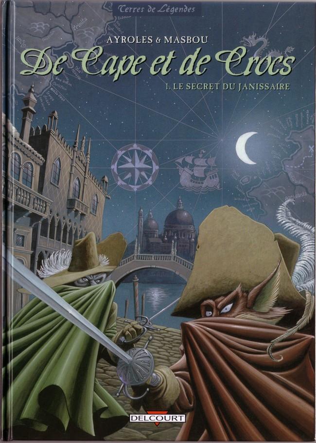 De Cape Et De Mots : Crocs, Secret, Janissaire