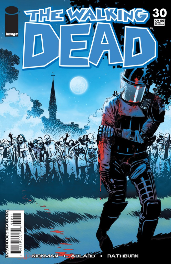 The Walking Dead Tome 30 : walking, Walking, (The), (2003)