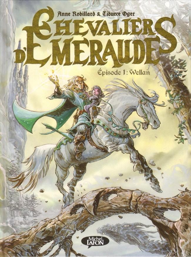Les Chevaliers D émeraude Bande Dessinée : chevaliers, émeraude, bande, dessinée, Chevaliers, D'Émeraude, Wellan
