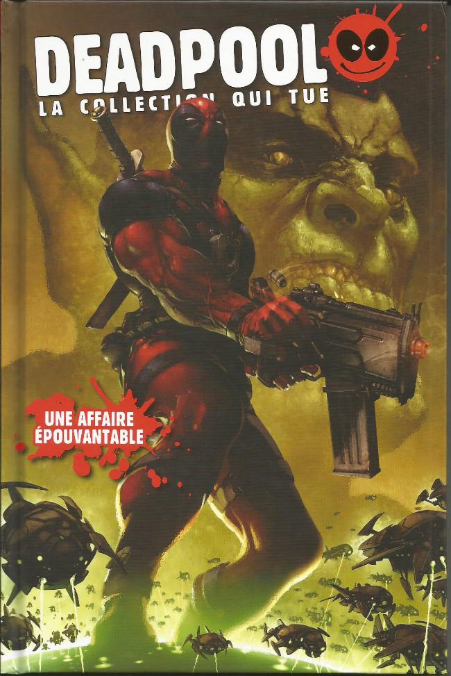 Hachette Collections N° 1 Deadpool la... - L'encyclo des