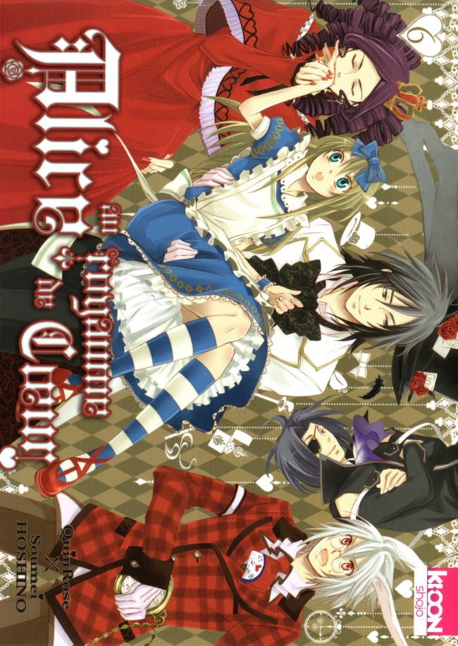Alice Au Royaume De Coeur : alice, royaume, coeur, Alice, Royaume, Cœur