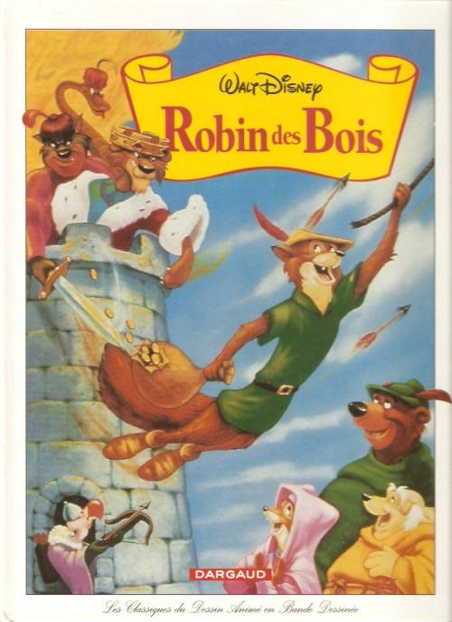 Robin Des Bois Dessin Anime : robin, dessin, anime, Classiques, Dessin, Animé, Bande, Dessinée, Robin