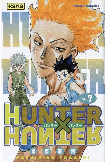 Hunter X Hunter Reprise 2019 : hunter, reprise, Hunter, Informations,, Cotes