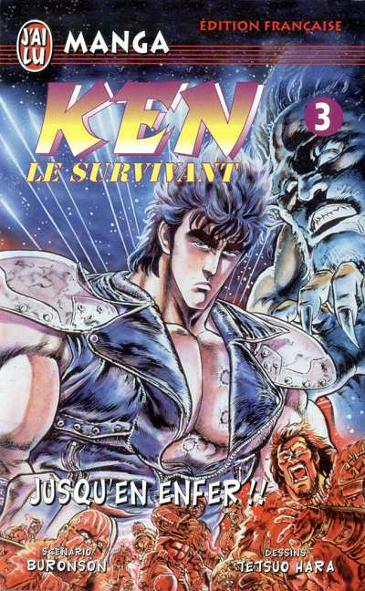 Ken Survivant De L Enfer : survivant, enfer, Survivant, Jusqu'en, Enfer