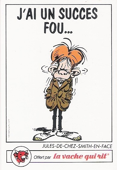 Jules De Chez Smith En Face : jules, smith, Franquin,, André, Para-BD
