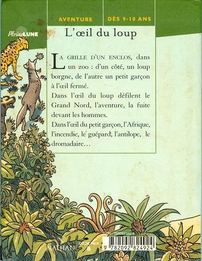 L'oeil Du Loup Telecharger Gratuit : l'oeil, telecharger, gratuit, Ferrandez, L'Œil