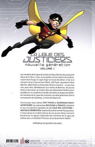 La Ligue Des Justiciers : Nouvelle Génération : ligue, justiciers, nouvelle, génération, Ligue, Justiciers, Nouvelle, Génération, Informations,, Cotes