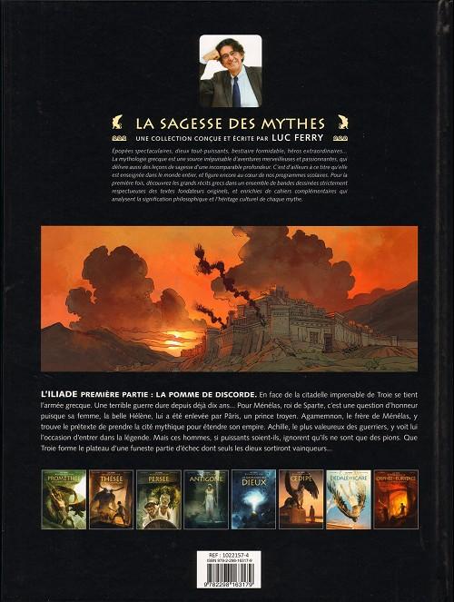 La Pomme De Discorde Mythe : pomme, discorde, mythe, L'iliade, (Taranzano/Bruneau), Pomme, Discorde