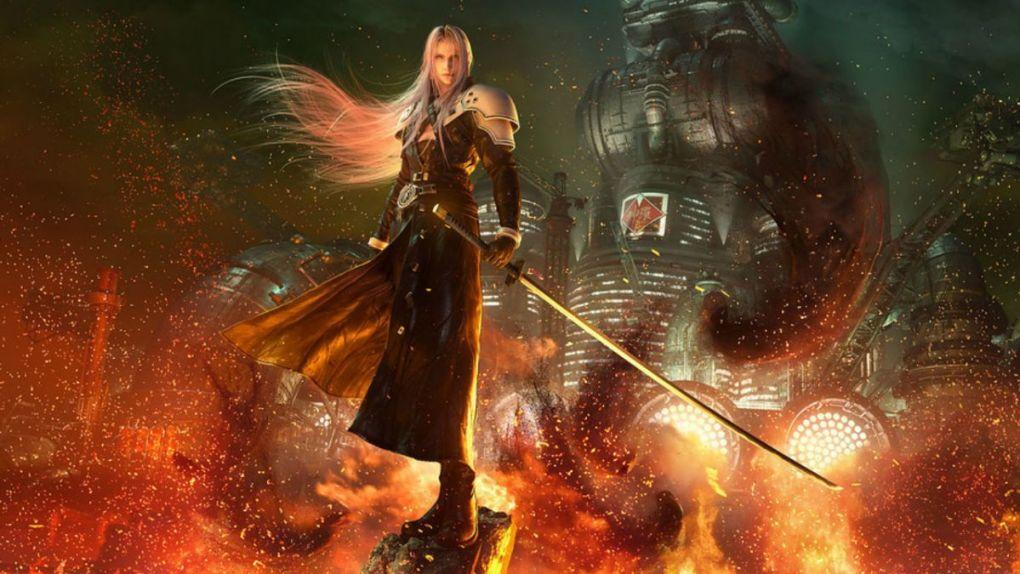 Final Fantasy 7 Remake Sephiroth | E3 2019