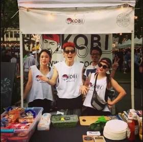 Team Takeru. (Photo: Courtesy Hester Street Fair)