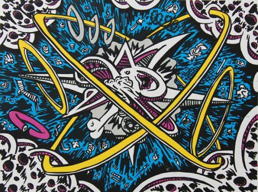 artwork by Daniel Allegrucci