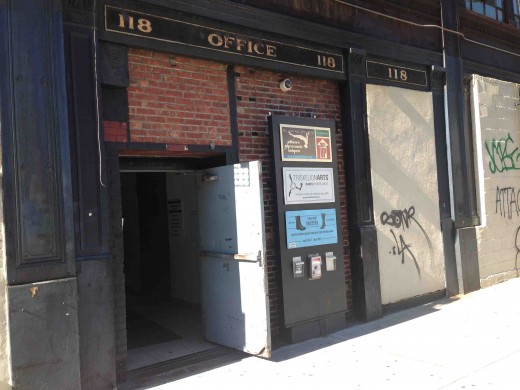 Triskelion Arts, who has resided at 118 North 11 Street since 2000, will move to Greenpoint next summer. (Photo: Natalie Rinn)