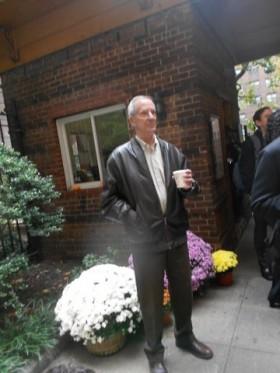 Tenant leader Bob Wilson. (Photo: Mary Reinholz)