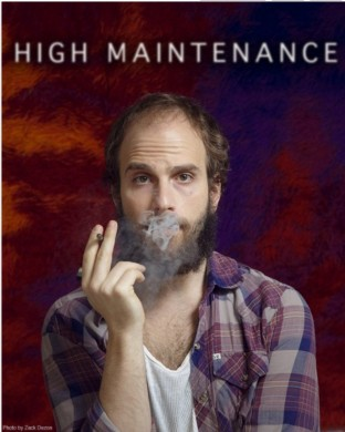 "(Via ""High Maintenance"")"