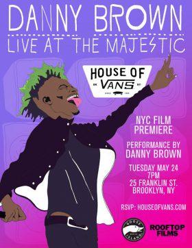 (Flyer via House of Vans/ Rooftop Films)
