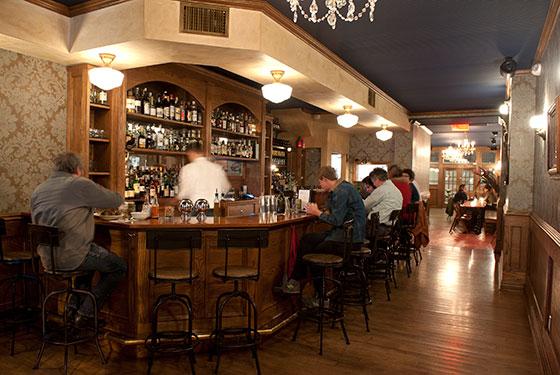 Grand Ferry Tavern (Photo by Liz Clayman)