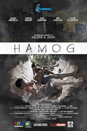 Official poster for Hamog (Haze) (Photo: Courtesy of NYAFF)