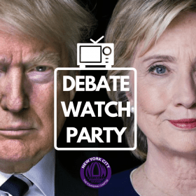 376559da520 Tonight's Debate: Where to Watch, Drink and (Try to) Laugh It Off