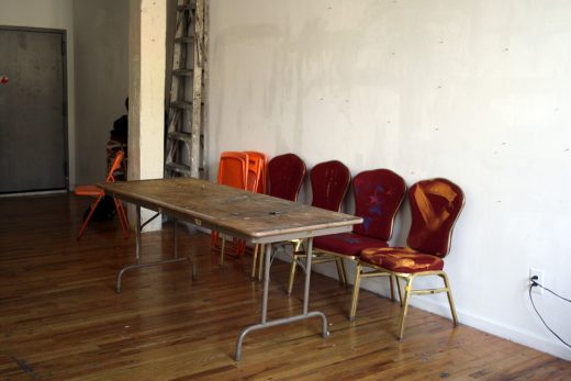 Porterspace in Bushwick (photo: Cassidy Dawn Graves)