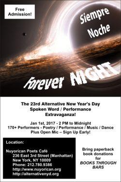 (flyer via The Alternative)