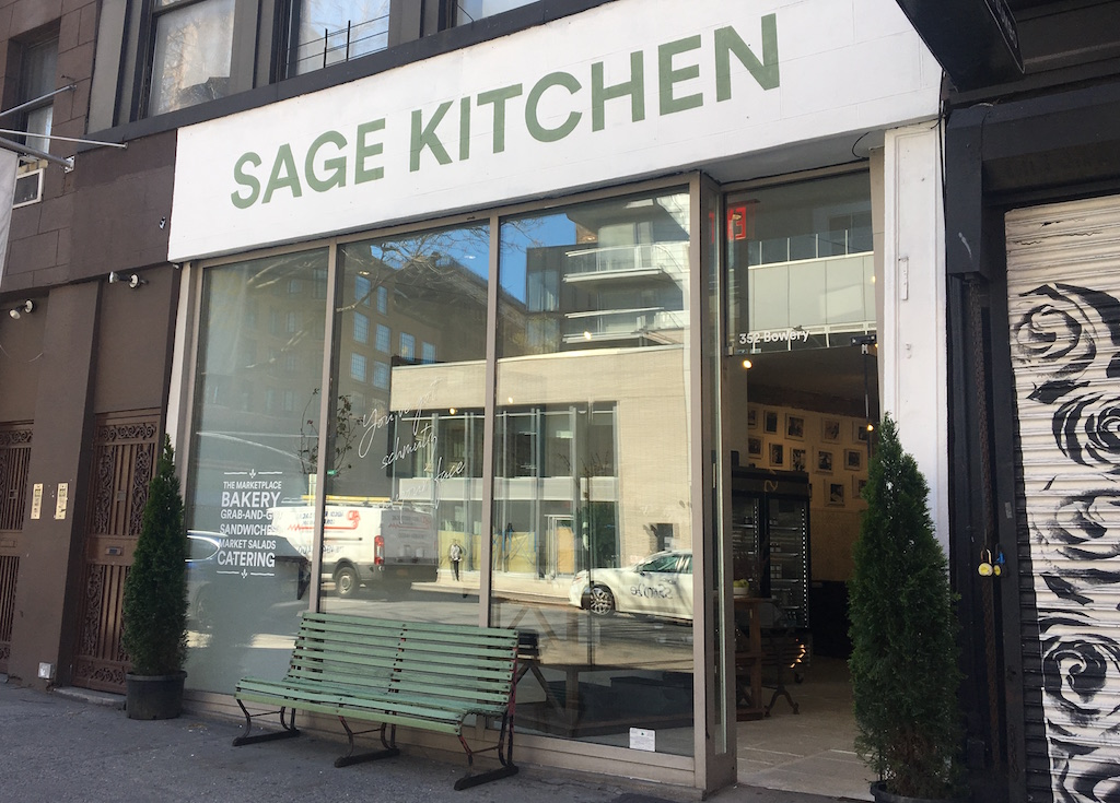 Noho Gets a Persian-Isreali Eatery and Marketplace, Sage Kitchen