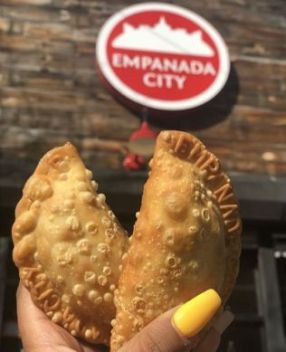 A Showdown Over a Controversial Gas Pipeline Has Taken a Bushwick Empanada Joint 'Hostage' - PUNCHLAND 4